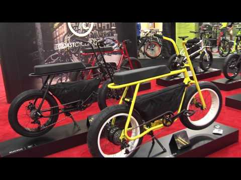 Coast Cycles Pte Ltd Live! at Interbike 2016