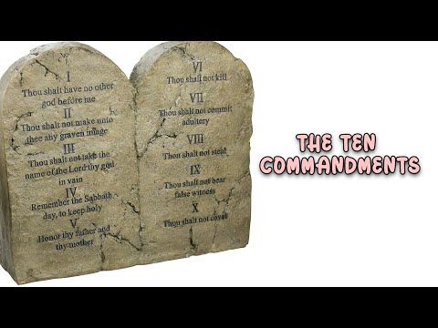 The Ten Commandments  (Seeds) Sunday Service _ July 4th, 2021