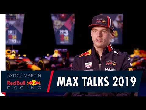Max Verstappen's Pre-Season Interview