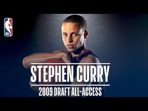 Stephen Curry 2009 NBA Draft All-Access | NBA Vault