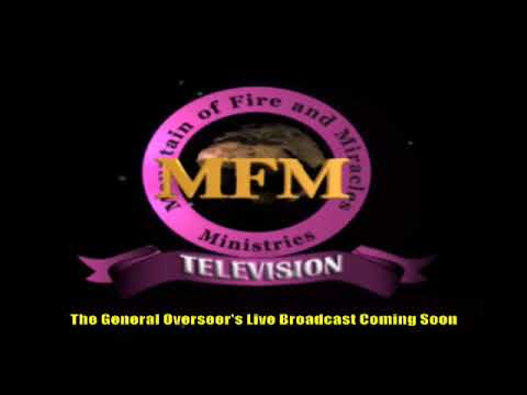 IGBO MFM SPECIAL MANNA WATER SERVICE WEDNESDAY AUGUST 5TH 2020