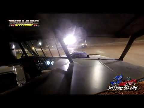 #GB83 Gary Brent Slone - Sport Mod - 8-7-21 Willard Speedway - dirt track racing video image