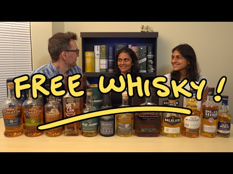 Free Whisky - For you - UC8SRb1OrmX2xhb6eEBASHjg