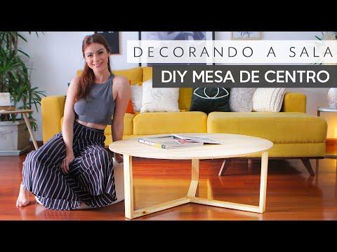 DIY Mesa de Centro – Decorando a Sala 05