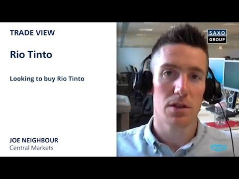 My trade view on mining share Rio Tinto: Neighbour