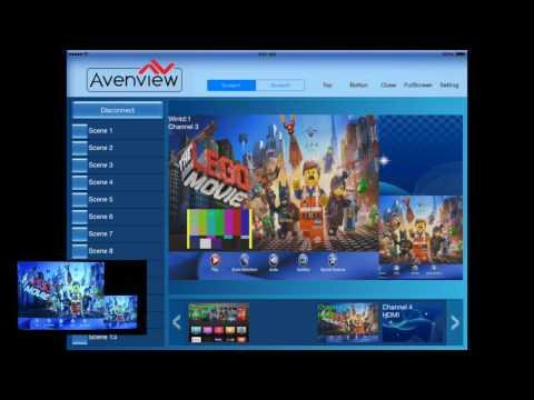 AVX ControlPro App