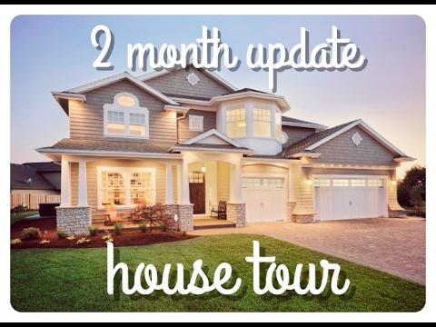 new house tour | 2 month update - UC0uHB4d6u0jIJSgPC3WzBFw