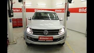 Cambio filtro gasolio Volkswagen Amarok 2.0 TDI