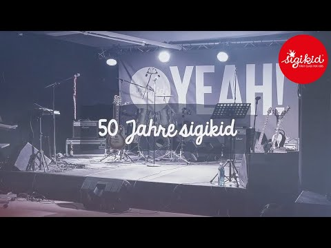 50 Jahre sigikid Feier - Teaser