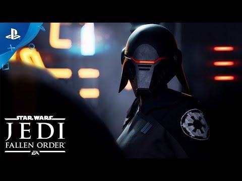 Star Wars Jedi: Fallen Order — Reveal Trailer | PS4