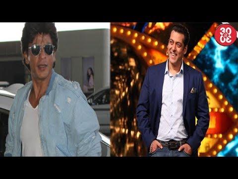 Shahrukh Khan On His Biopic | Salman Khan To Shoot For 'Bigg Boss 11' Promo