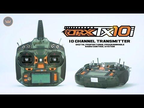 OrangeRX TX10i 10 Channel Radio - HobbyKing Product Video - UCkNMDHVq-_6aJEh2uRBbRmw