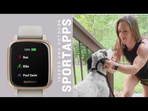 Venu Sq - GPS-Smartwatch für einen aktiven Lebensstil