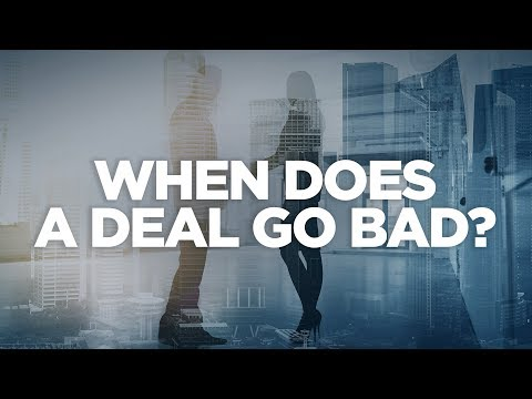 When Does A Deal Go Bad? | Real Estate Investing Made Simple photo