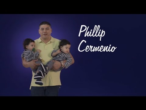 Phillip Cermenio: From three months premature to happily ever after.