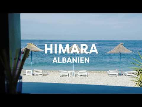 Slap af i Himara, Albanien