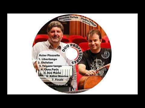 Duo Professores - Astor Piazzola