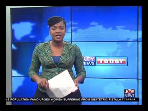 Joy News Today (25-5-16)