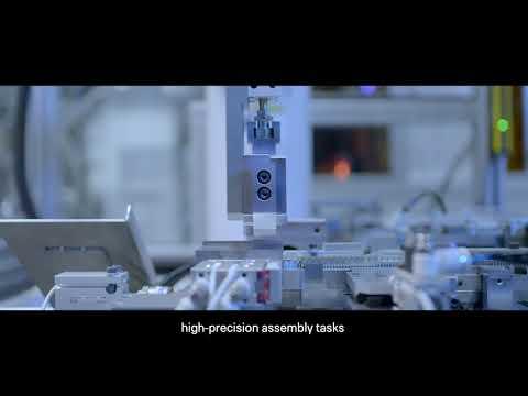 Epson Robots Customer Story: Pocket Technology - 30 sec (Eng subs)
