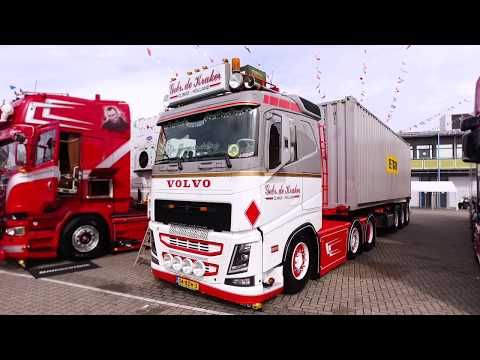 """Volvo Trucks - Do you love flat roof cabs"""" Check out this Volvo FH! - ?Welcome to my cab - light?"""