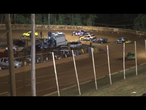 Fwd at Winder Barrow Speedway June 5th 2021 - dirt track racing video image