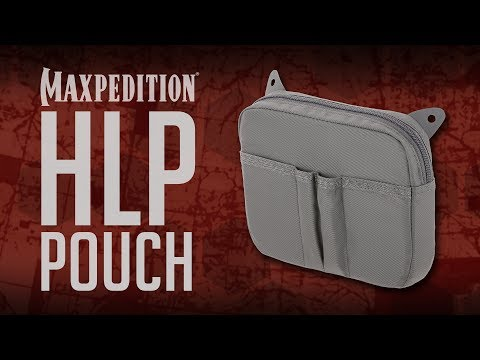 MAXPEDITION Advanced Gear Research HLP Hook & Loop Pouch