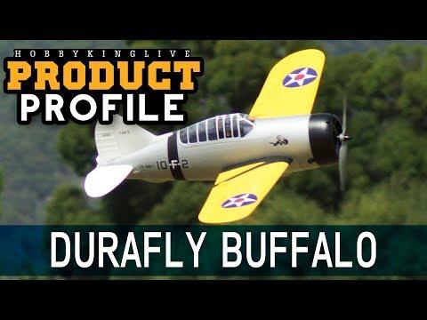 Durafly Brewster F2A Buffalo 920mm PNF - HobbyKing Product Profile - UCkNMDHVq-_6aJEh2uRBbRmw