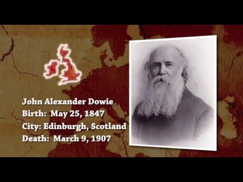 God's Generals Series - John Alexander Dowie