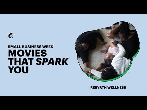 Rebyrth Wellness   Small Business Week 2021   Vimeo x Mailchimp
