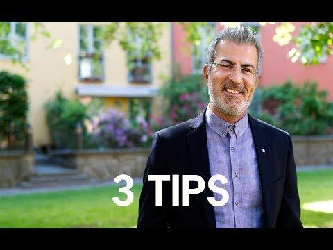 3 snabba tips för en smartare energiförbrukning