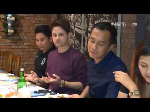 Entertainment News - Makan Malam Bersama Keluarga Besar