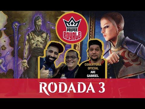 Rakdos Midrange VS Affinity - Pauper Royale - Narração ao vivo - Rodada 3