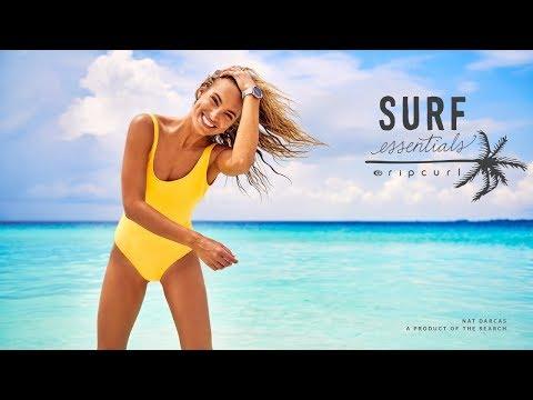 Classic Surf Easy One Piece | Summer 2018 - 19 | My Bikini by Rip Curl