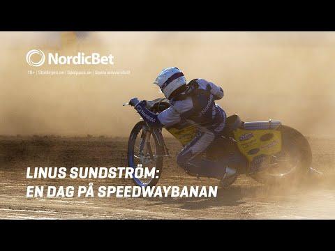Linus Sundström: En dag på speedwaybanan