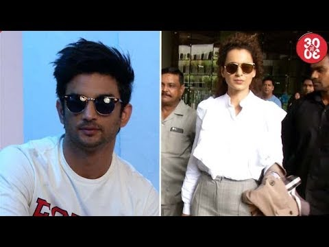Sushant: 'Sara Is Extremely Confident Girl' | Kangana Lands In City To Launch 'Simran's Trailer