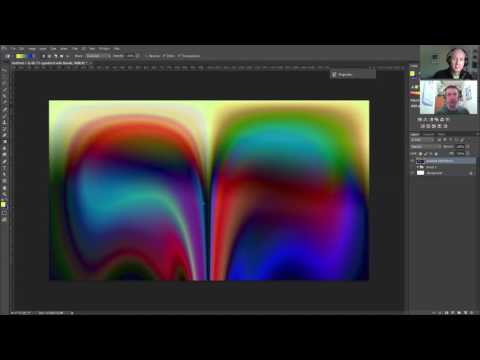 How to use Blending Modes and Gradients in Adobe Photoshop... Remastered!