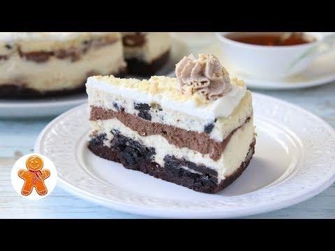 Чизкейк «Шоколадное Безумие» ✧ Chocolate Cheesecake