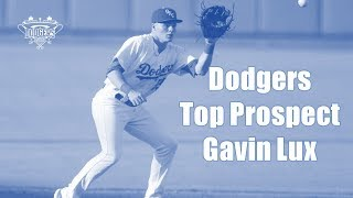 Exclusive Interview with Dodgers Top Prospect Gavin Lux (FULL)