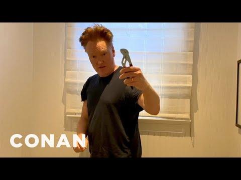 Conan's DIY Home Improvement Tutorial