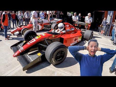 Le Formula 1 V12 Mi han SFONDATO i Timpani!