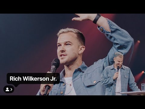 Check Your Circle  Rich Wilkerson Jr.   YTHX19  Elevation Youth