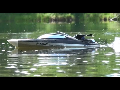Радиоуправляемая лодка Fei Lun FT012 Brushless, rc toy - UCvsV75oPdrYFH7fj-6Mk2wg