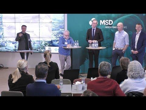 Brown Bag Lunch Talks: E - som i e-hälsa, ekosystem, effektiv och Estland