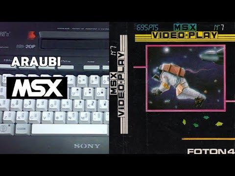 Foton 4 (GTS, 1987) MSX [624] Walkthrough
