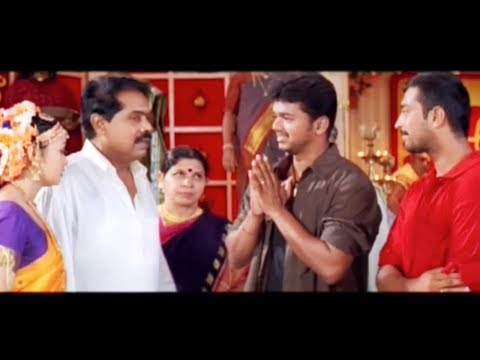 Vijay helps his friend to get marry his girlfriend by convincing bride father | Tamil Matinee HD - UC8zY9jx_Zwo22spr-Cn1ExA