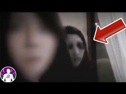 5 Vídeos De Fantasmas Que Tuvieron Contacto Con Personas