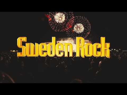 THANK YOU - SWEDEN ROCK 2017