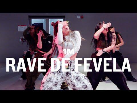 Major Lazer - Rave De Favela feat. MC Lan, Anitta & BEAM / Jiwon Jung Choreography