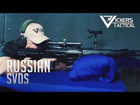 Russian SVDS