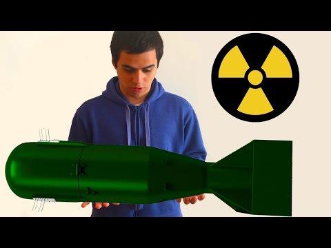 Cómo hacer una bomba nuclear